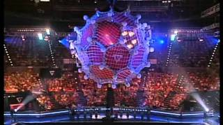 getlinkyoutube.com-UK Gladiators Season 7 (1998) - Quarter Final 4 - Events