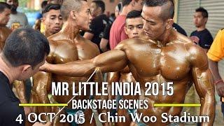 getlinkyoutube.com-MR LITTLE INDIA 2015: Backstage Scenes