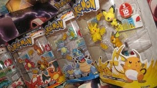getlinkyoutube.com-ToyCollection | Pokémon 3-Pack Figures! (Series 2)