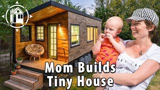 getlinkyoutube.com-Tiny House Family with Two Babies & a Great Dane!