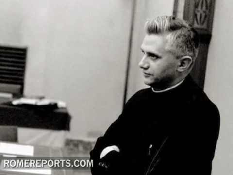Brief Biography of Pope Benedict XVI  the life of Joseph Ratzinger