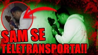 getlinkyoutube.com-SAM SE TELETRANSPORTA AL BÚNKER FANTASMA! | Lowe se asusta por actividad paranormal - Lugares creepy