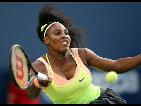 2015 Rogers Cup Third Round | Serena Williams vs Andrea Petkovic | WTA Highlights