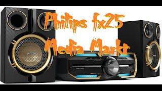 getlinkyoutube.com-Philips FX25 Brutal Bass Test - Media Markt