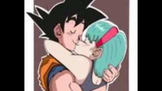 getlinkyoutube.com-Goku & Bulma True Love