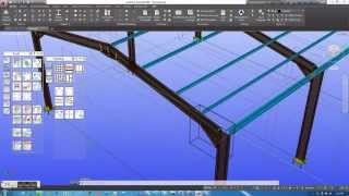 getlinkyoutube.com-New Advanced & Isolated Tool for Building Generator in Advance Steel 2016