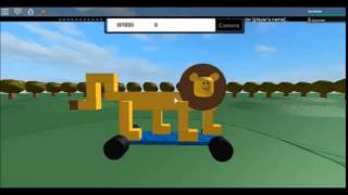 getlinkyoutube.com-The Lion and the Bear Roblox Version 1