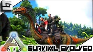 getlinkyoutube.com-Ark: Survival Evolved Spotlight: GALLIMIMUS AND MOAR!
