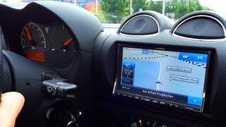 Tesla Roadster electric car acceleration [HD]