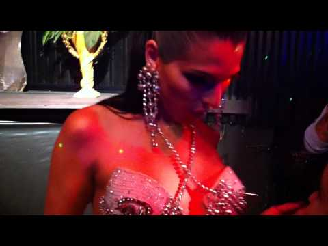 JEssy Dancing with CArmen Carrera