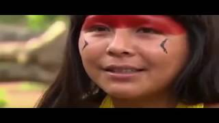 Tribal-women-Uncontacted-Amazon-in-Africal-New-2016-Tribal-rituals-documentary width=