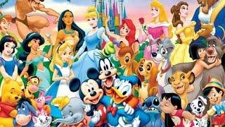 getlinkyoutube.com-Как менялась заставка Walt Disney (1985-2014)