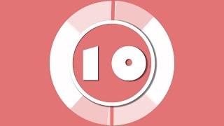 getlinkyoutube.com-Countdown Timer 10 sec (  v 156 ) clock with sound effects beep HD  █▬█ █ ▀█▀