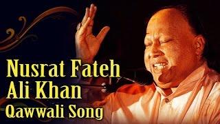 Je Tu Akhiyan De Samne - Nusrat Fateh Ali Khan Songs - Nusrat Qawwali Hits - CokeStudio Songs