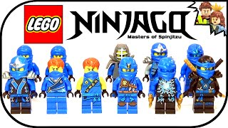 LEGO Ninjago Jay Ultimate Ninja Collection 2015