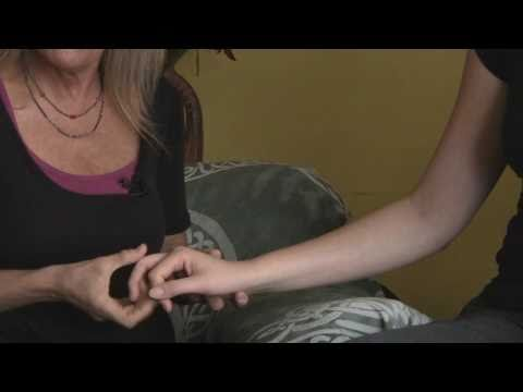 Wrist & Lower Arms: Full Body Massage Therapy Techniques 11: Carpel Tunnel Syndrome