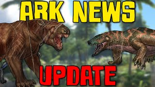 getlinkyoutube.com-ARK: Survival Evolved - News Update 19 Dec: Procoptodon, Megalania, Thylacoleo and More!