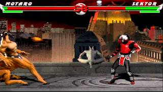 getlinkyoutube.com-Mortal Kombat: The Last Battle gameplay #2 - Sektor