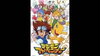 getlinkyoutube.com-Digimon Adventure PSP(2013) Brave Heart(Game Version) Extended