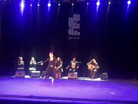 Rocio Molina - Flamenco Festival, Barcelona, May 21, 2010.