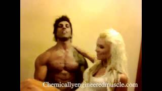 Zyzz fucking in bedroom
