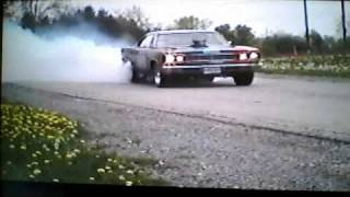 getlinkyoutube.com-69 road runner burnout
