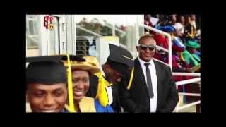 getlinkyoutube.com-Watch Davido as he graduates from Babcock University
