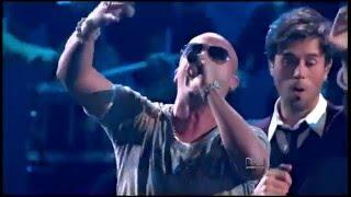getlinkyoutube.com-Enrique Iglesias, Wissin y Yandel, Pitbull y Shakira en vivo. Latin GAMMYs 2016, Premios Juventud 16
