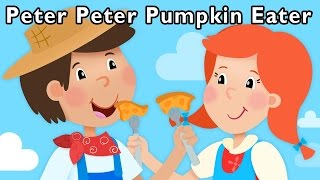 getlinkyoutube.com-Giant Pumpkin House   Peter, Peter, Pumpkin Eater and More   Baby Songs from Mother Goose Club!