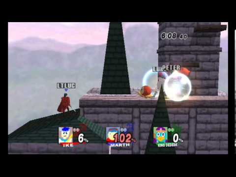 Smash Bros. Brawl Vanilla