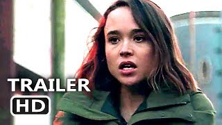 THE CURED Official Trailer (2018) Ellen Page Zombie Movie HD