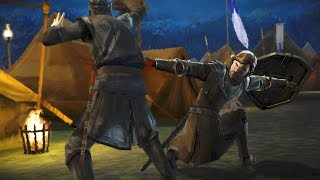getlinkyoutube.com-Massacre at Red Wedding: Freys Kill Lord Forrester (Game of Thrones   Telltale   Episode 1)