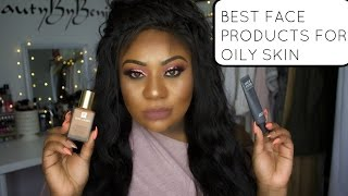 getlinkyoutube.com-MUST HAVE PRODUCTS FOR OILY SKIN