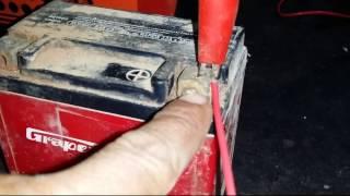 getlinkyoutube.com-Aprendendo Carregador de bateria de capacitor