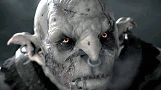 getlinkyoutube.com-Middle Earth Shadow of Mordor All Cutscenes The Movie