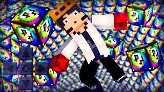 getlinkyoutube.com-Minecraft PE 0.13.0 - SPIRAL LUCKYBLOCK MOD IGUAL DE PC!!