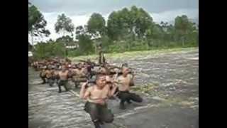 getlinkyoutube.com-KOMANDO PENDIDIKAN DASAR RESIMEN MAHASISWA MAHAWARMAN INDONESIA DI SECATA PANGALENGAN