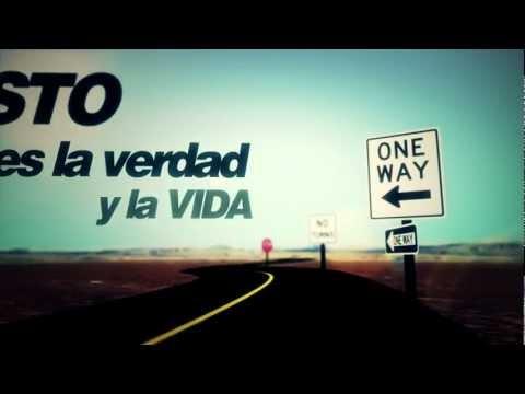 Cristo Es El Camino de Omar Salas Letra y Video