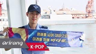 [Showbiz Korea] Today's StarPic! Jung Woosung(정우성) & Baek Sunghyun(백성현)