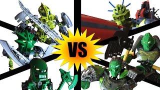 getlinkyoutube.com-LEGO BIONICLE: Lewa VS Lewa VS LEWA VS LEWA VS LEEWAAA   Feat. Eljay  