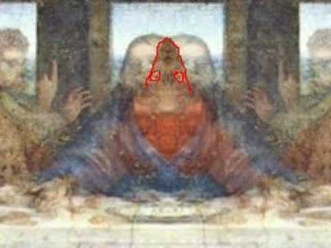 Reptilian Present During The Last Supper?