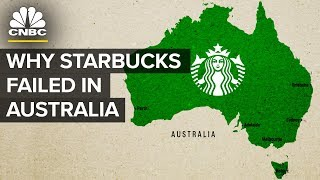 Why Starbucks Failed In Australia width=