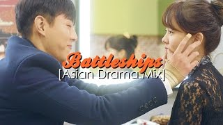 getlinkyoutube.com-Battleships  ||  K-Drama Mix
