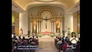 Sunday TV Healing Mass for the Homebound (June 29, 2014)