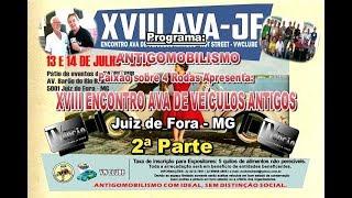 XVIII Encontro AVA-JF.2019-2ª parte