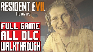 getlinkyoutube.com-Resident Evil 7 Full Game Walkthrough - ALL BANNED FOOTAGE Vol 1, Vol 2, Single Player Campaign