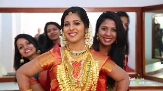 getlinkyoutube.com-Karthika + Harikrishnan Wedding