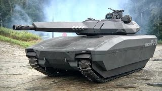 getlinkyoutube.com-TOP 15 WORLD Best TANKs 2017 | MBT: Main Battle Tanks |HD|