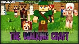 getlinkyoutube.com-THE WALKING CRAFT MOD IGUAL DE PC - MINECRAFT PE 0.12.1