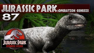 getlinkyoutube.com-Jurassic Park: Operation Genesis || 87 || Indominus Rex